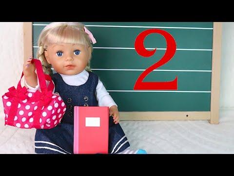 Двойка за Прогул, Беби Бон Проспала Школу Мультики Как Мама Играла в Куклы 108мама ТВ