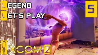XCOM 2 - Part 5 - Destroy the Alien Relay for Pichon - Let's Play - XCOM 2 Gameplay [Legend Ironman]