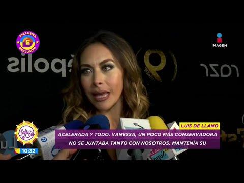 Luis de Llano nunca vio pleito entre Cynthia Klitbo y Vanessa Guzmán
