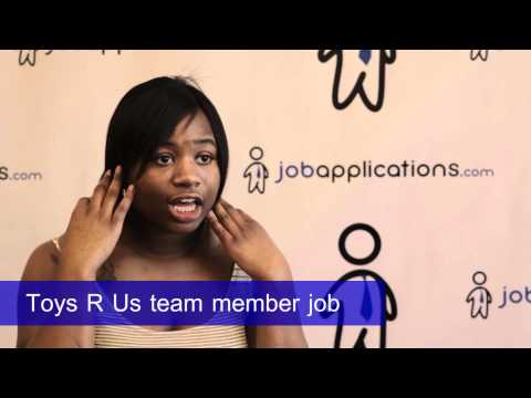 Toys R Us Interview - Team Member