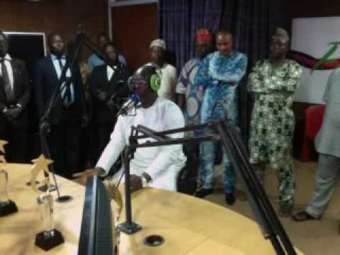 Gani Adams OPC Leader Lori Eto Gbewonrin (On Demand Stream)