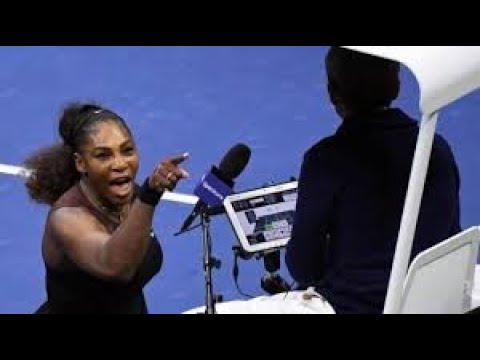 US Open 2018: Serena Williams accuses umpire of...