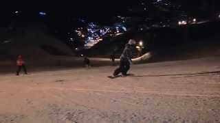 Sierra Nevada, más esquí nocturno