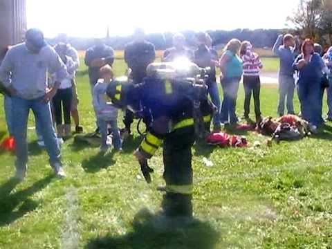 2009 Firefighter Turnout Gear Relay Challenge