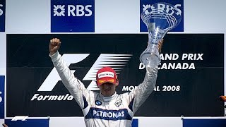 Kubica's Canada Redemption | Canadian Grand Prix