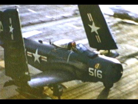"""VA-145 """"Swordsmen"""" 1955-57 USS Boxer USS Hornet A-1 Skyraider"""