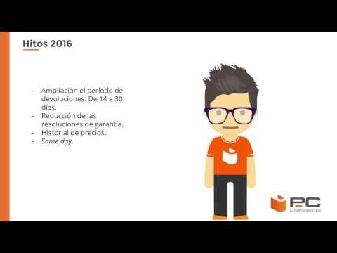 Ecommerce Tour Valencia: Case study PC Componentes