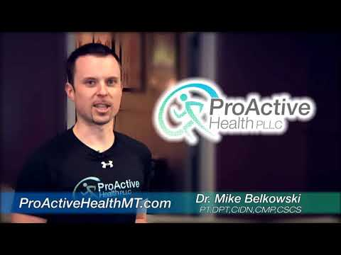ProActive Health: Athletic Performance & Recovery