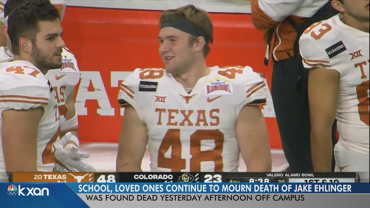 'Jake made a name for himself': UT, Austin community remembers ...
