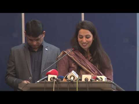 3rd International Punjabi conference LCWU Day 1 part 1