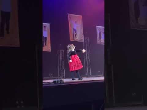 Дочь Ландыш Нигматзяновой, Ляйля Таишева на сцене! 1 февраля 2020 г.