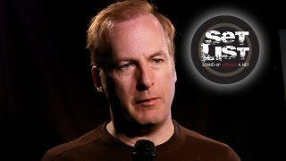 BOB ODENKIRK Steals Wheelchairs - Set List: Stand-Up Without a Net - Comedy Week