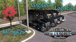 American Truck Simulator LIVE MP (eng)
