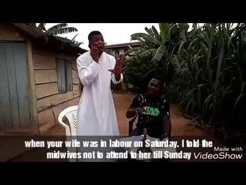 "Download [Ye ma Sun, Gba Ko Je]  Comedy Skit by Alfa Sule Ayo Ajewole a.k.a ""WOLI AGBA"""