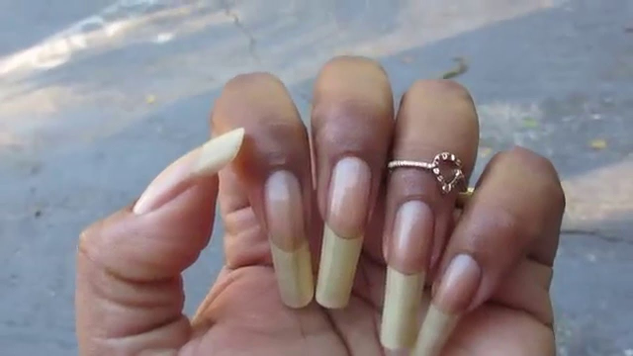 Natural Nails In Motion