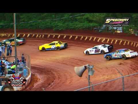 Laurens Country Speedway Weekly Divisons June 12, 2018
