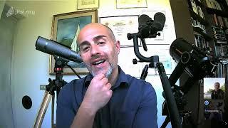 Questa volta ho fatto una bella chiacchierata con piero pignatta da torino: binocoli naturalistici, astronomici, il formato 7x42, piacere dell'osservazion...