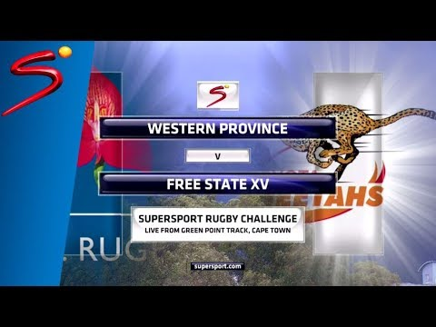 DHL Western Province vs Toyota Free State Cheetahs - SuperSport Rugby Challenge Quarter-Final