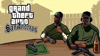Как установить сохранение для GTA:San Andreas на 100% пройденная игра.