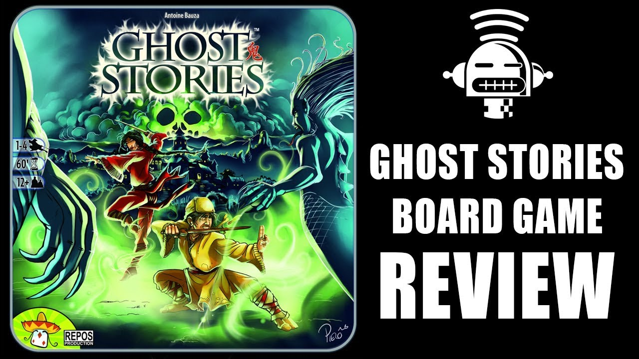 Ghost Stories - board game review