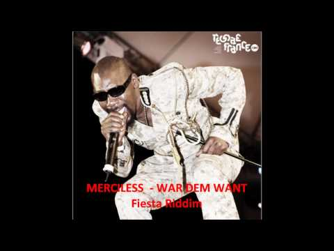 Merciless - War Dem Want