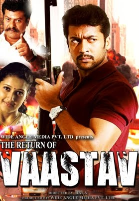 Return of Vaastav (2001) Hindi Dubbed Movie