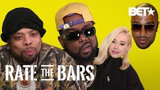 Westside Gunn & Conway Have Strong Opinions On Skinnyfromthe9 & Iggy Azalea's Bars | Rate The Bars