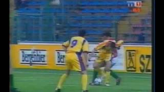 QWC 2002 Romania vs. Hungary 2-0 (02.06.2001)