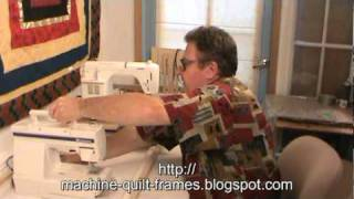 Quilt Frame Machines