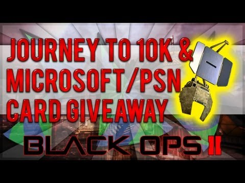 """A Journey to 10K Subscribers!  #TheBrettBurnz """"Best of Funny Moments"""" Microsoft Points/PSN Giveaway!"""