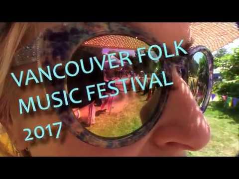 Vancouver Folk Music Festival 2017