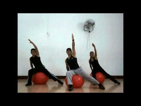 Cardio Fit Ball 02