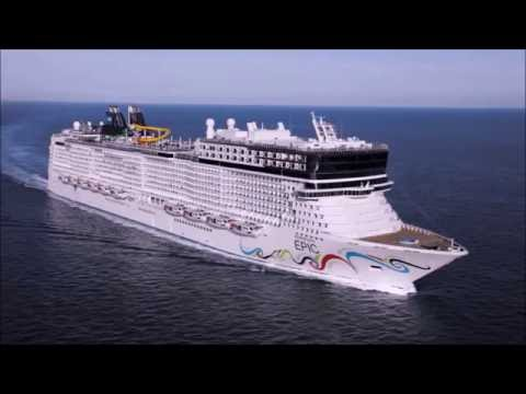 Top 10 biggest and best new cruise ships in the world 2017