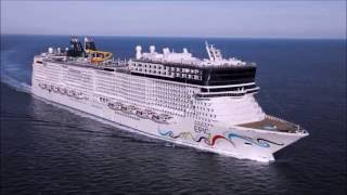 Top 10 Cruises - Top 10 biggest and best new cruise ships in the world 2017