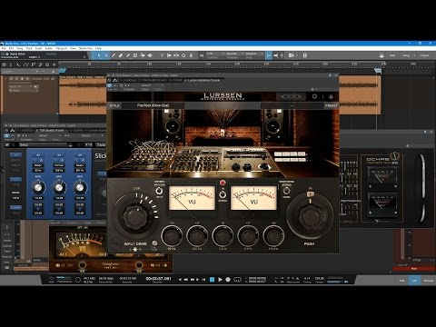 Simply Mastering Episode 6 - Chris Dickens Rest in Peace - Featuring Lurssen Mastering Console