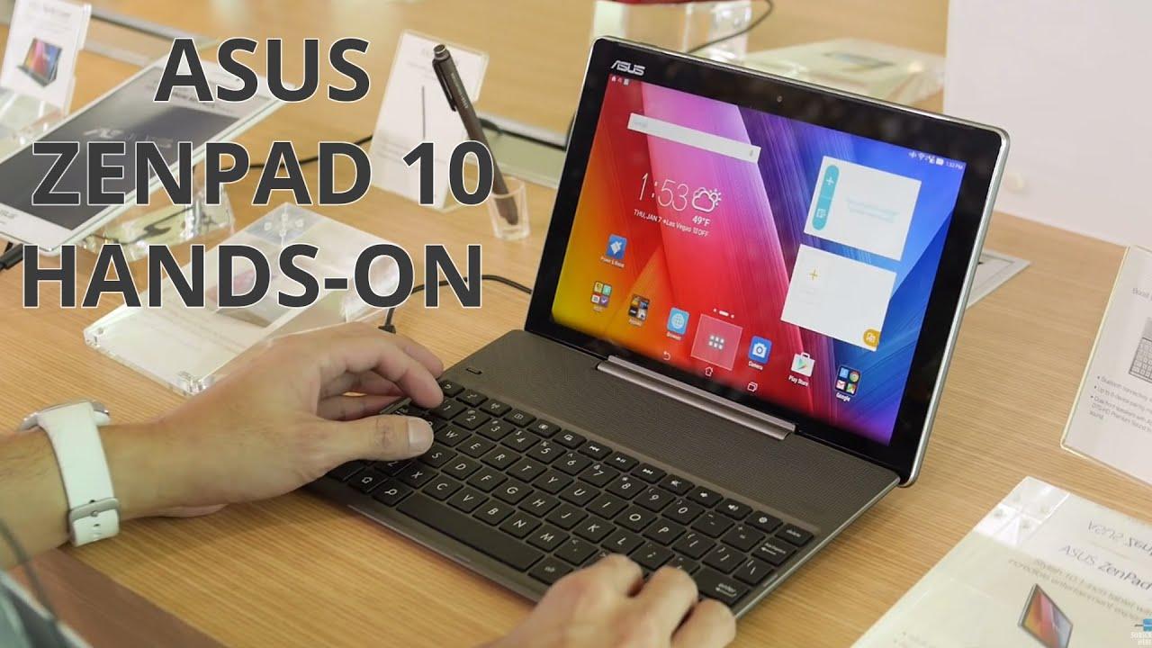 Asus ZenPad 10 Video clips - PhoneArena