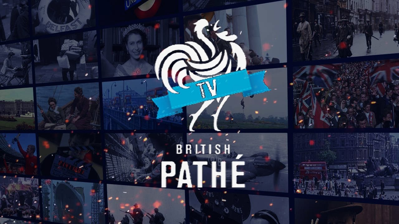 www.britishpathe.tv - our award-winning documentary streaming service