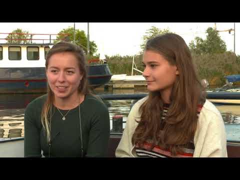 Welkom Op Het Water | Praktijkles Motorbootvaren - 9 okt 17 - 14:31