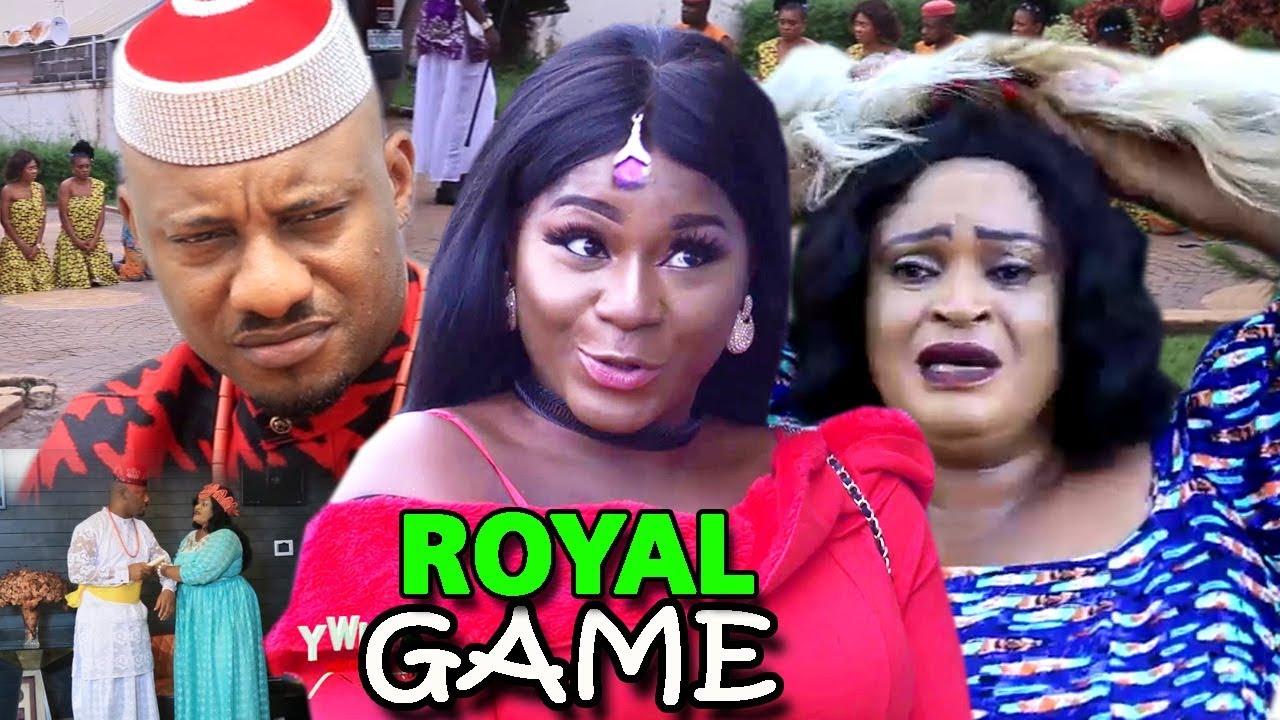 Download Royal Game Season 5&6 - Destiny Etiko / Yul Edochie 2019 Latest Nigerian Nollywood Movie