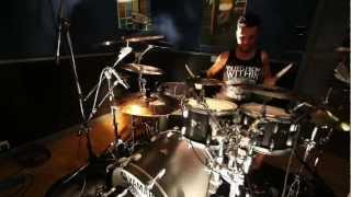 James Cook Drums - The Midas Effect by Malefice (Drum Cover)