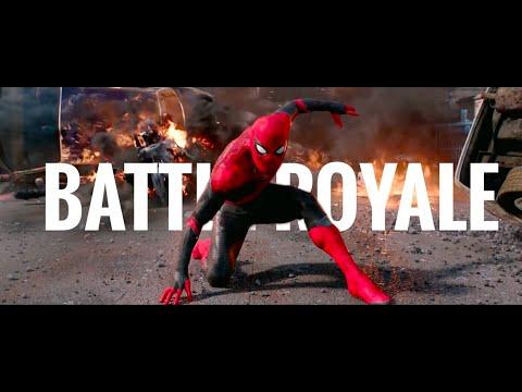 Spider-Man || Battle Royale
