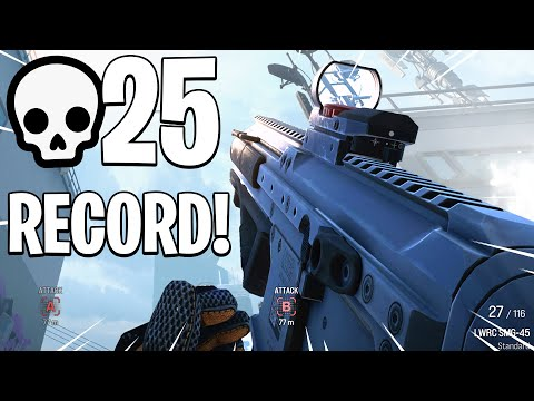 NEW RECORD! 25 KILL GAME In Warface Breakout! (HIGH KILL GAME WARFACE BREAKOUT)