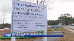 Jacksonville working on revitalization and beautification projects for 2018