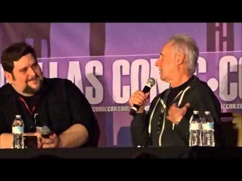 Dallas Comic Con Highlights - Brent Spiner (February 13-14, 2016)