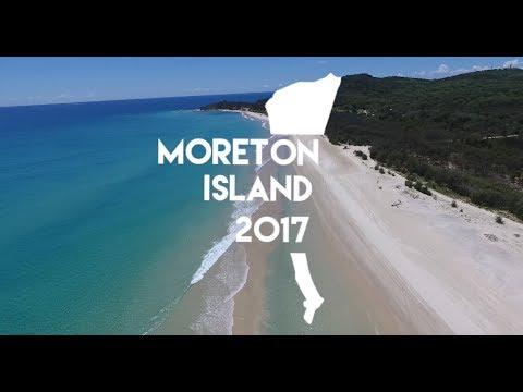 Moreton island - 2017
