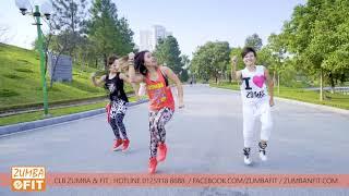 Numa Numa 2 - Dan Balan(feat. Marley Waters)/Zumba/choreo ZumbaNfit Upnotdown