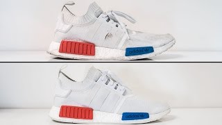 the best way to clean adidas nmd vintage white