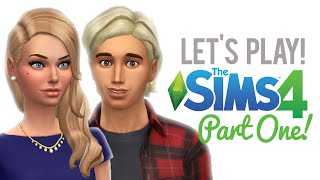 Let's Play The Sims 4 — Part 1(We move Sims Trinity Ballentine and Cody Wilkins into a house inherited from Trinity's wealthy parents. First up we work on their relationship and get them flirty!, 2014-09-01T23:43:56.000Z)