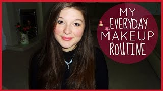 My Everyday Makeup Routine  ♡ | SaraahWeshy
