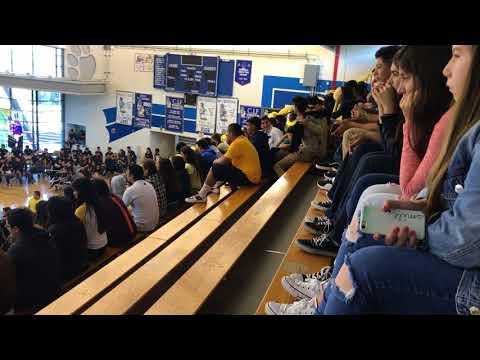 Diamond Ranch High school rally